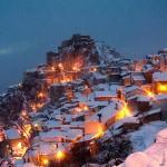 Monti Simbruini- Cervara