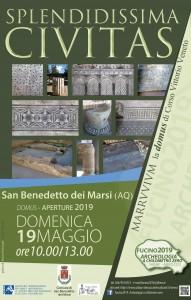 San Benedetto dei Marsi - Domus - Aperture 2019